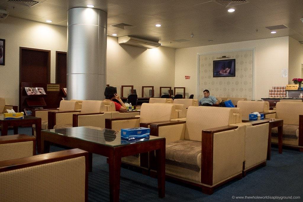Vietnam Airlines Da Nang Lounge-4