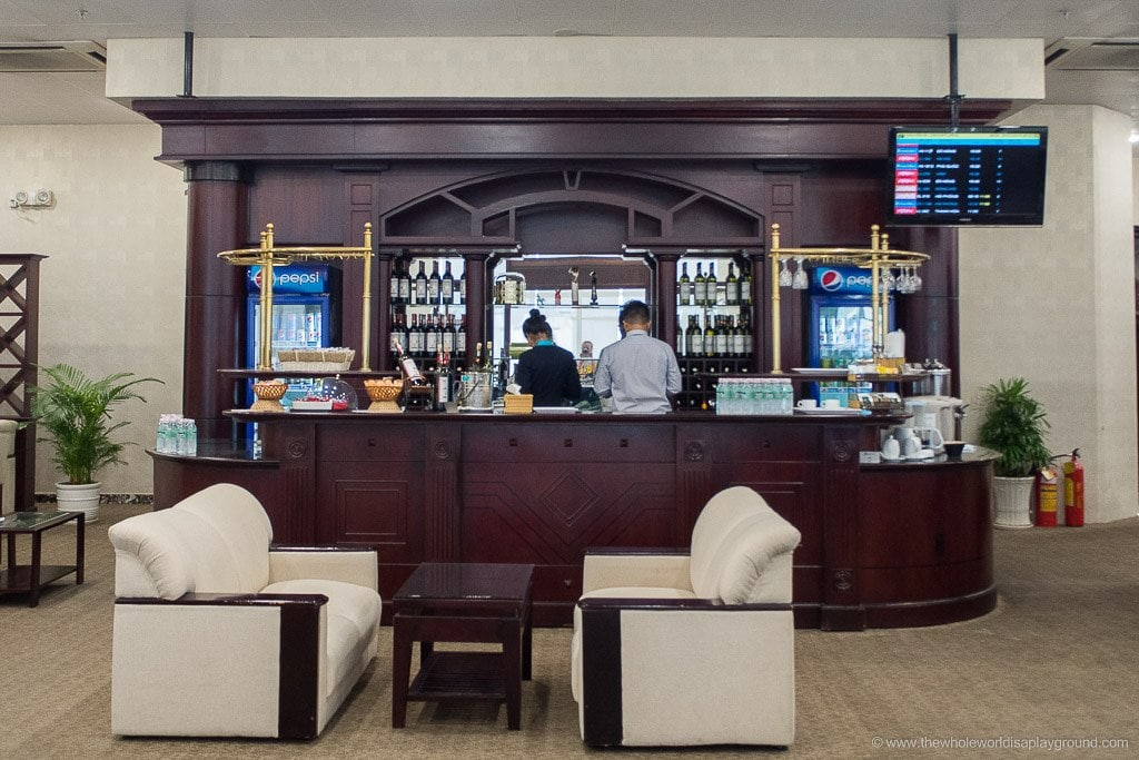Vietnam Airlines Ho Chi Minh Lounge-11
