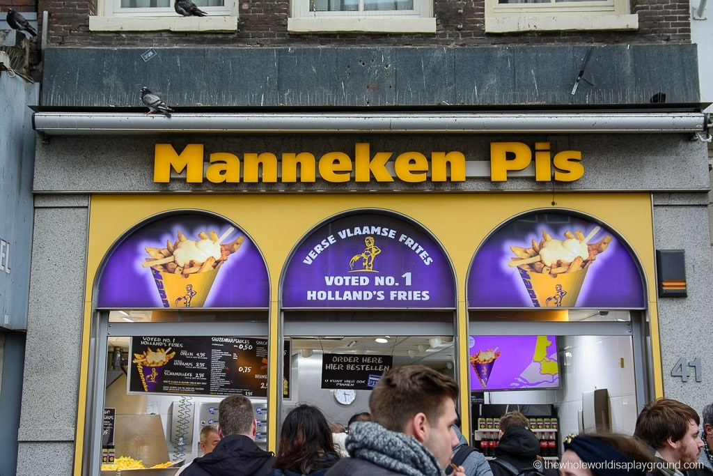Amsterdam Best Food Must Eat Tourist-7