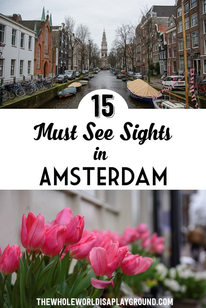 Amsterdam Must See Pinterest