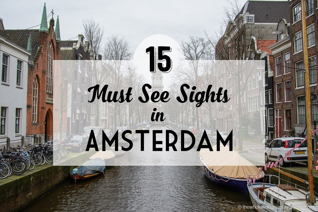 Amsterdam Must See Sights-32
