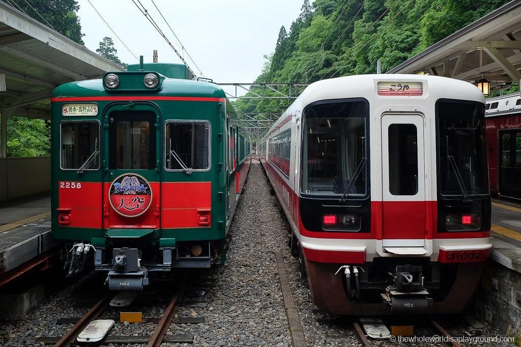 Japan How to Get to Mount Koya-11