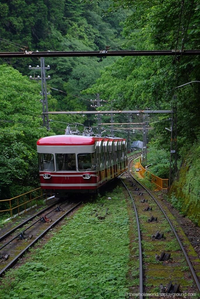 Japan How to Get to Mount Koya-13