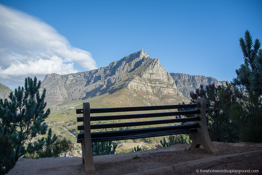 South Africa Cape Town Lions Head Wallys Cave-5
