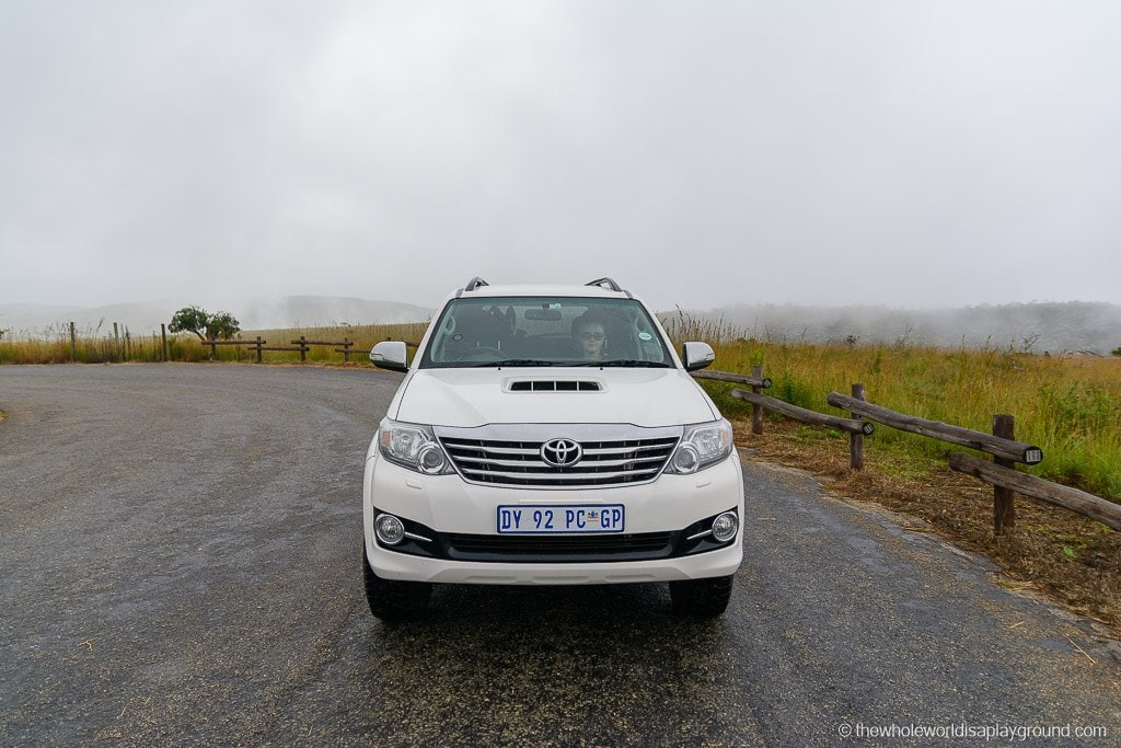 South Africa - Road Trip Tips