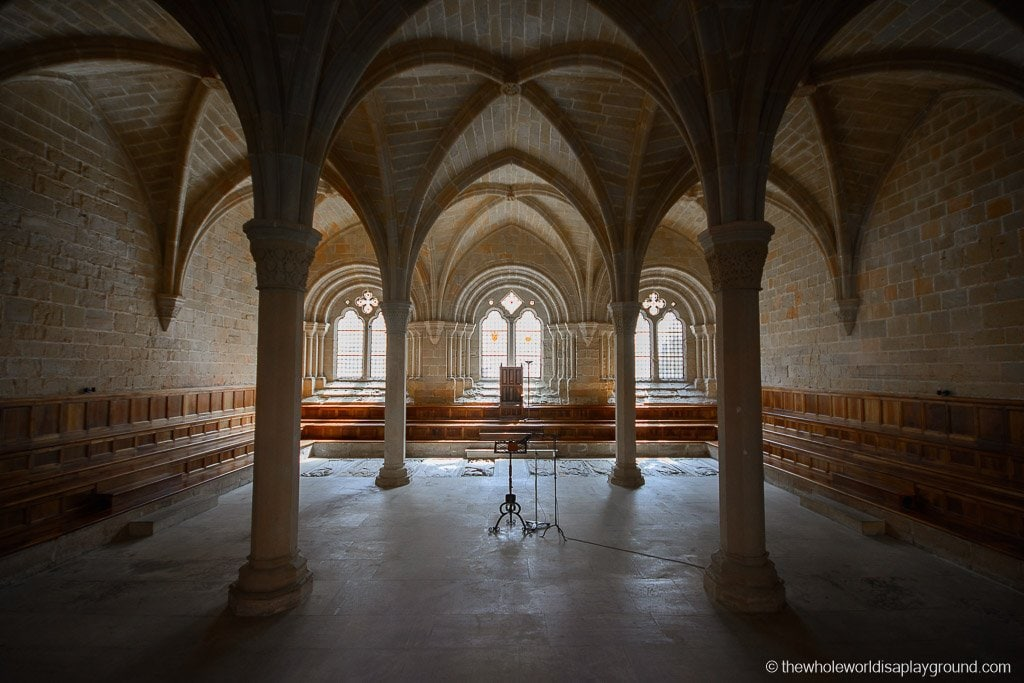 Barcelona Poblet Monastery Santa Maria de Poblet UNESCO-10