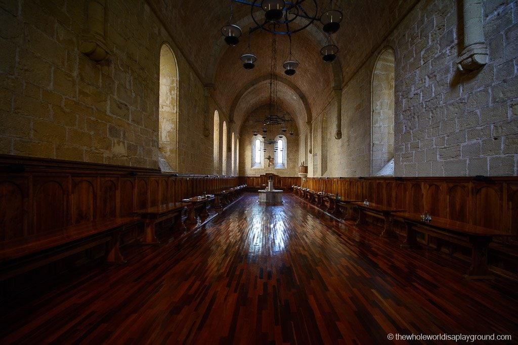 Barcelona Poblet Monastery Santa Maria de Poblet UNESCO-11