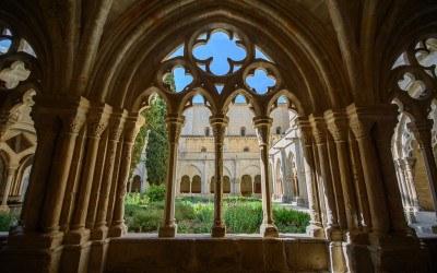 Visting Poblet Monastery: a day trip from Barcelona, Spain