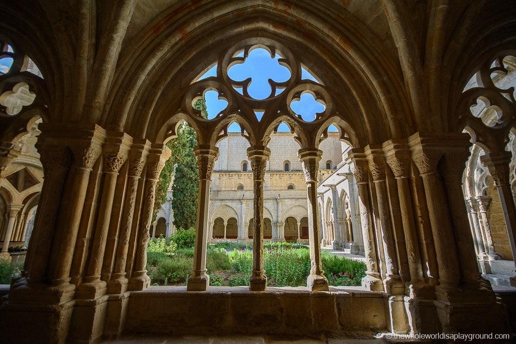 Barcelona Poblet Monastery Santa Maria de Poblet UNESCO-12