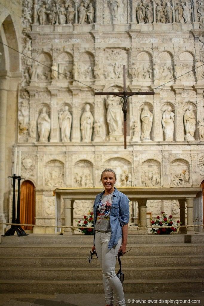 Barcelona Poblet Monastery Santa Maria de Poblet UNESCO-22