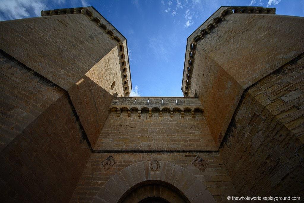 Barcelona Poblet Monastery Santa Maria de Poblet UNESCO-3