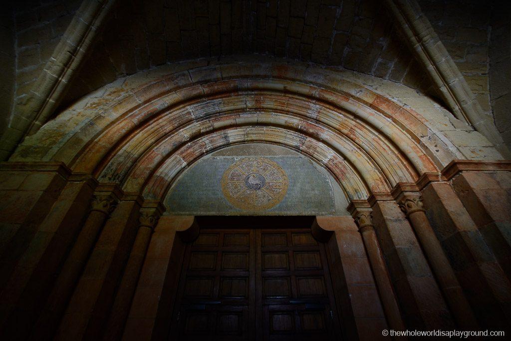 Barcelona Poblet Monastery Santa Maria de Poblet UNESCO-7