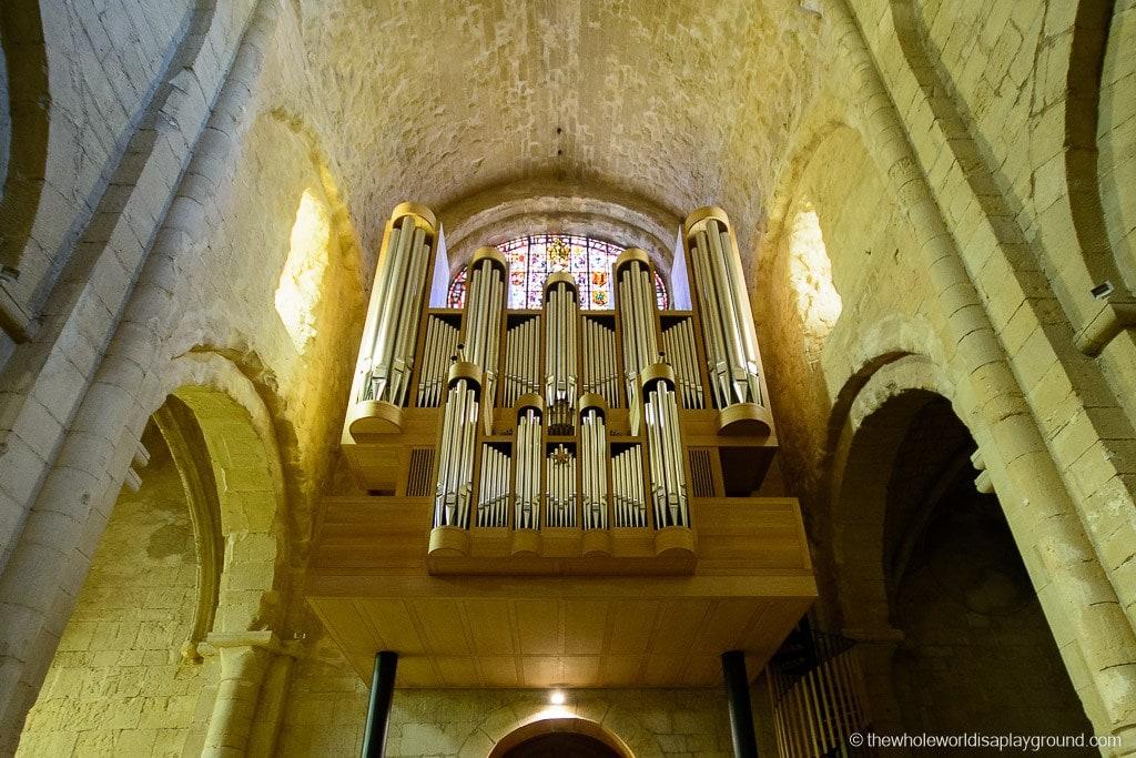 Barcelona Poblet Monastery Santa Maria de Poblet UNESCO-8