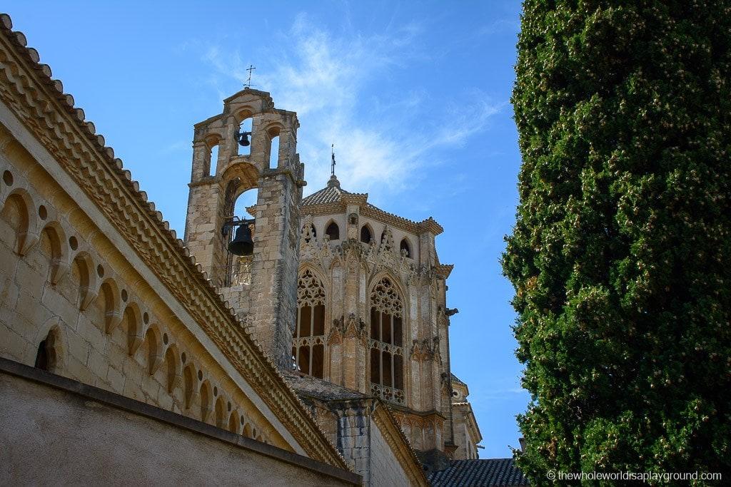 Barcelona Poblet Monastery Santa Maria de Poblet UNESCO