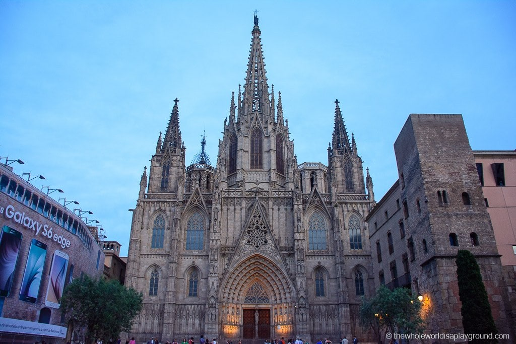 Barcelona Top Must See Sights-47