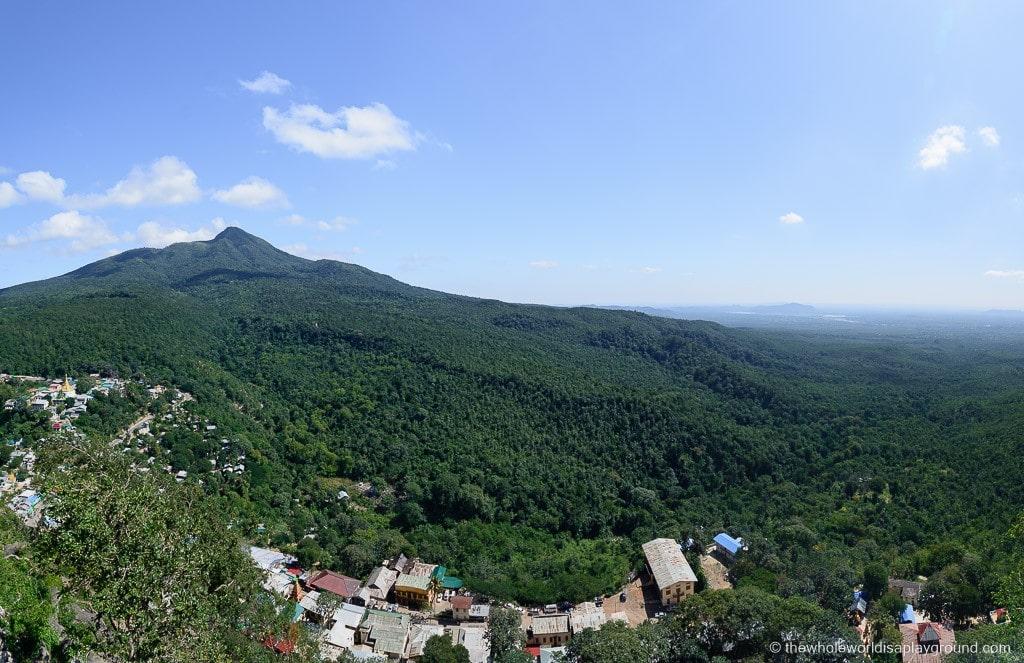 Myanmar Visit Mount Popa-10