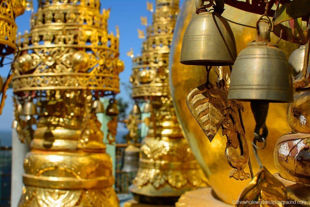 Myanmar Visit Mount Popa-14
