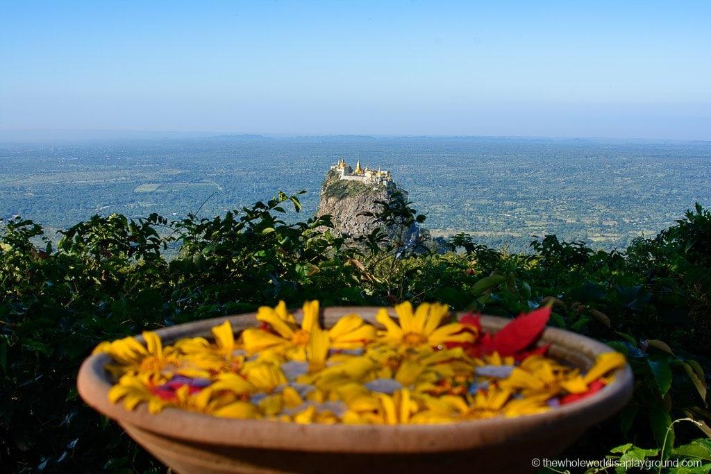Myanmar Visit Mount Popa-5