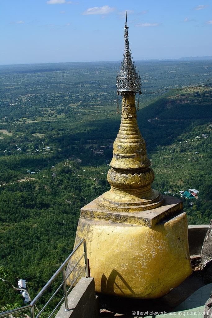 Myanmar Visit Mount Popa-7