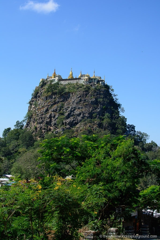 Myanmar Visit Mount Popa-9