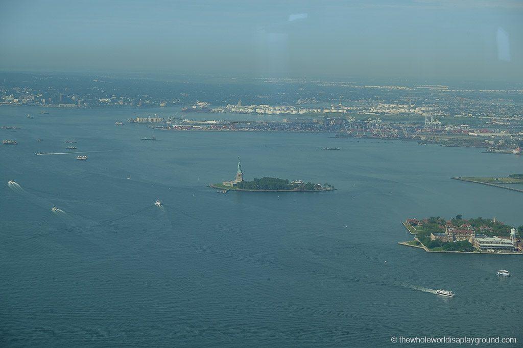 New York City Visit One World Trade Observatory-15