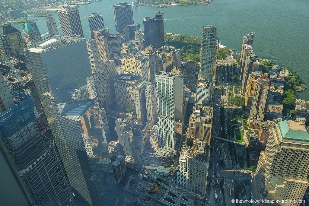 New York City Visit One World Trade Observatory-18