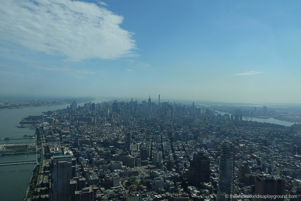 New York City Visit One World Trade Observatory-20