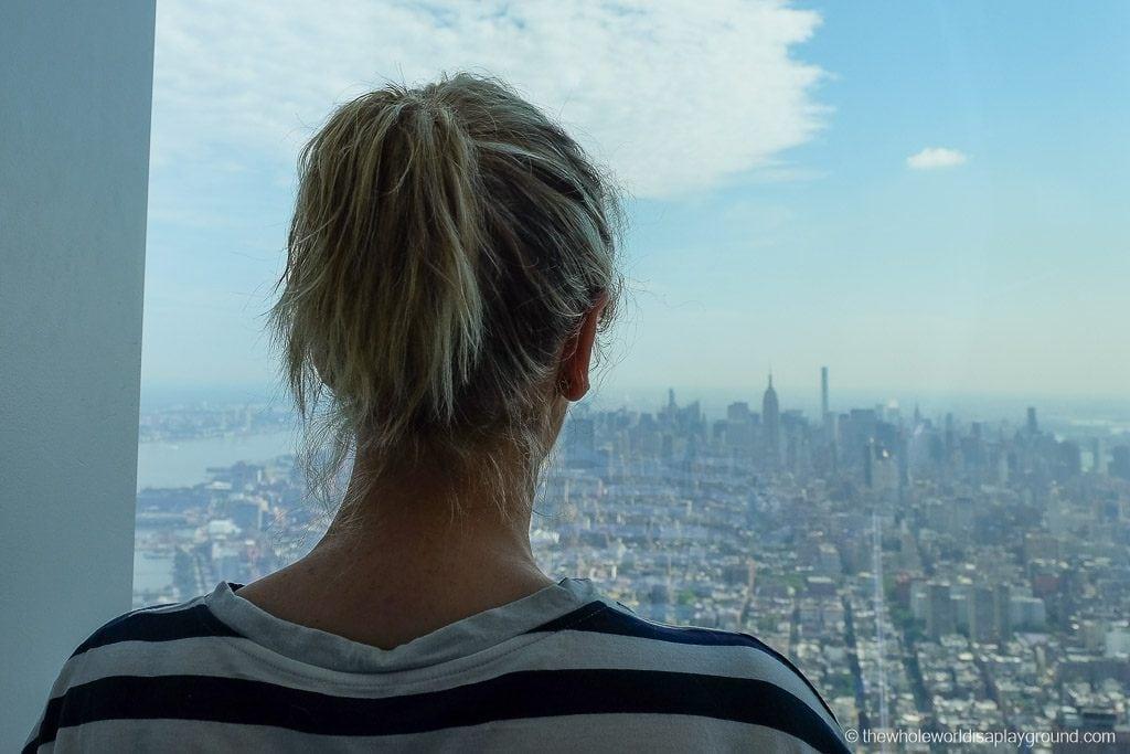 New York City Visit One World Trade Observatory-21