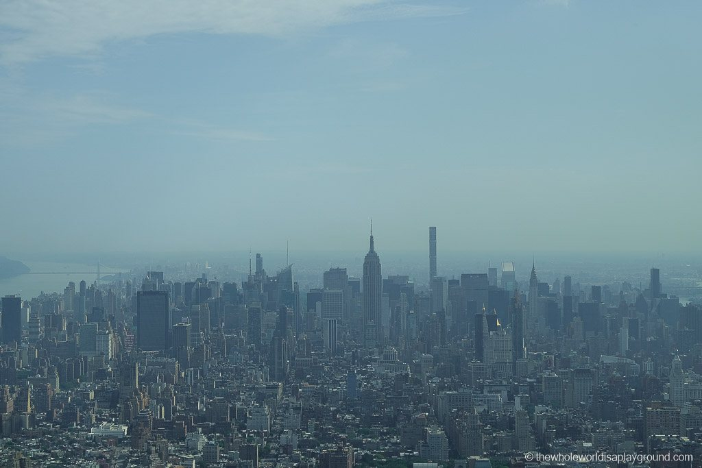 New York City Visit One World Trade Observatory-25