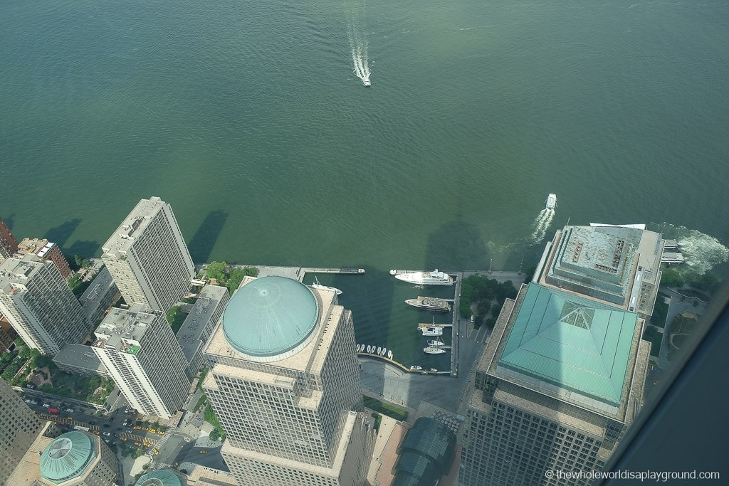 New York City Visit One World Trade Observatory-27