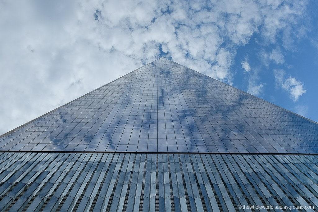 New York City Visit One World Trade Observatory-3