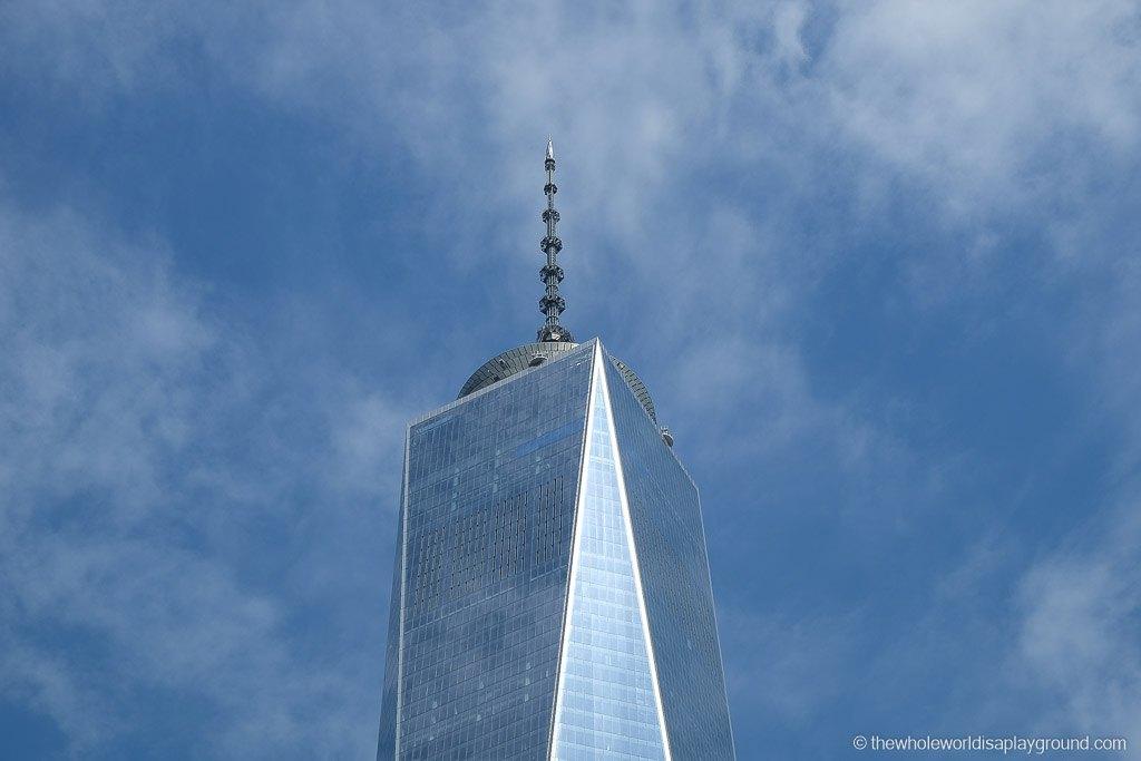 New York City Visit One World Trade Observatory-30