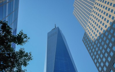 One World Observatory, New York City: Standing on top of the world at One World Trade Center!