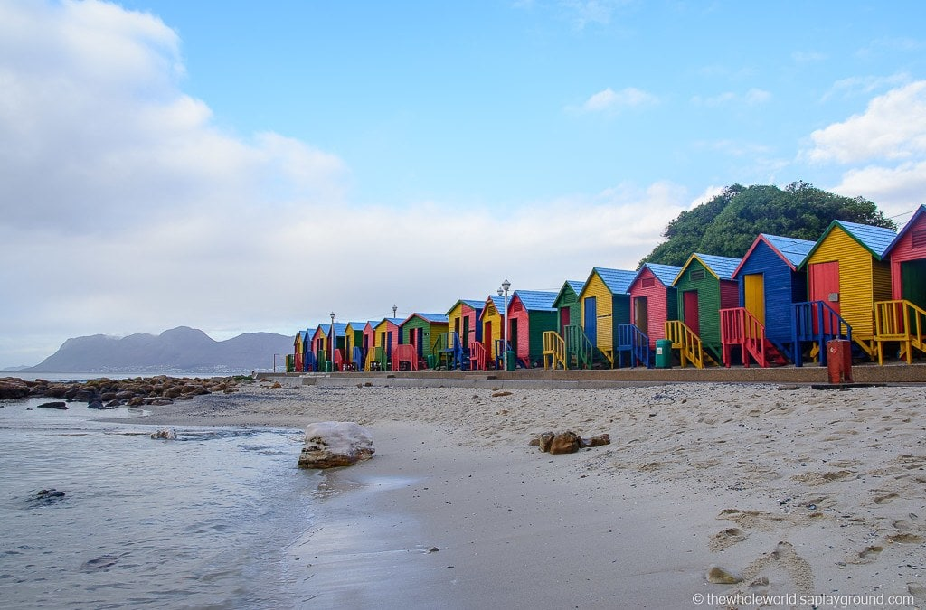 Cape Point and Cape of Good Hope: best stops on a day trip from Cape Town along the Cape Peninsula, South Africa