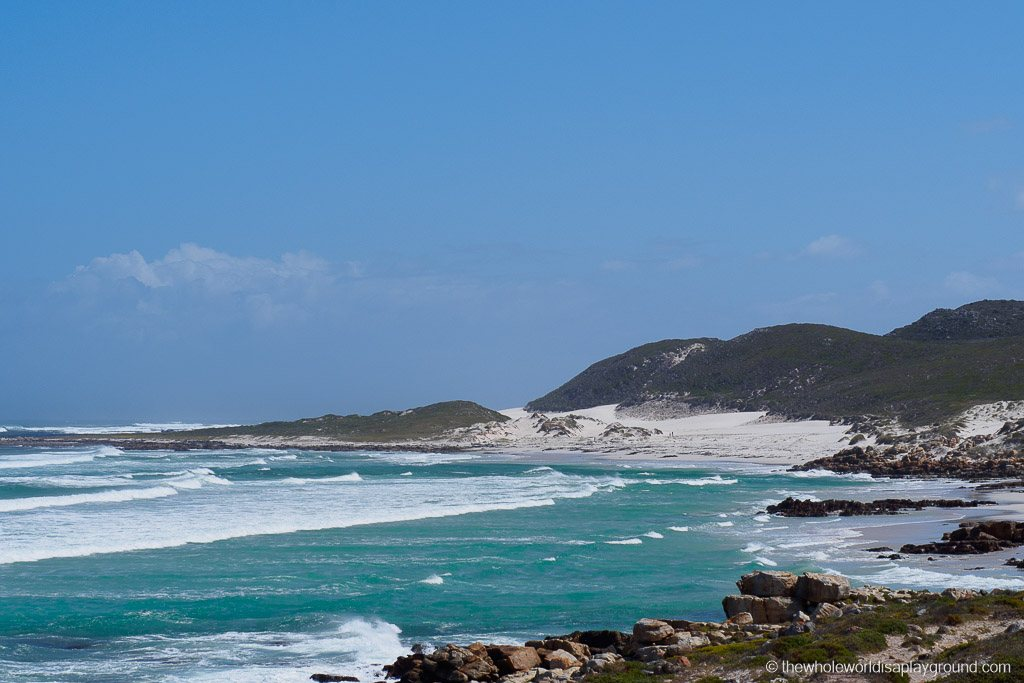 Dias Beach, between Cape Point and the Cape of Good Hope