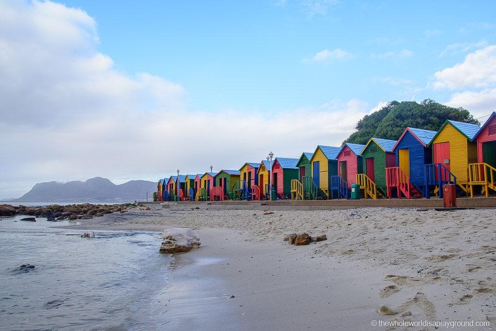 Beautiful Muizenberg Beach