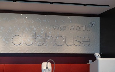Virgin Atlantic Clubhouse London Heathrow Review: Virgin Business Class Lounge LHR
