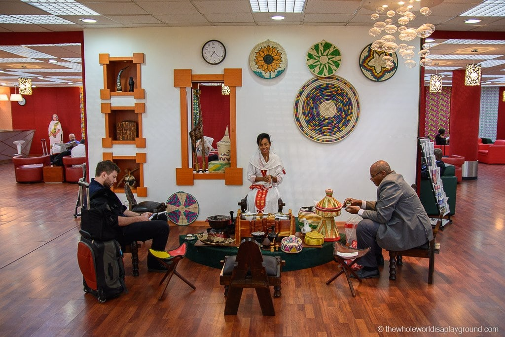 Ethiopian Airlines Lounge Addis Ababa-12