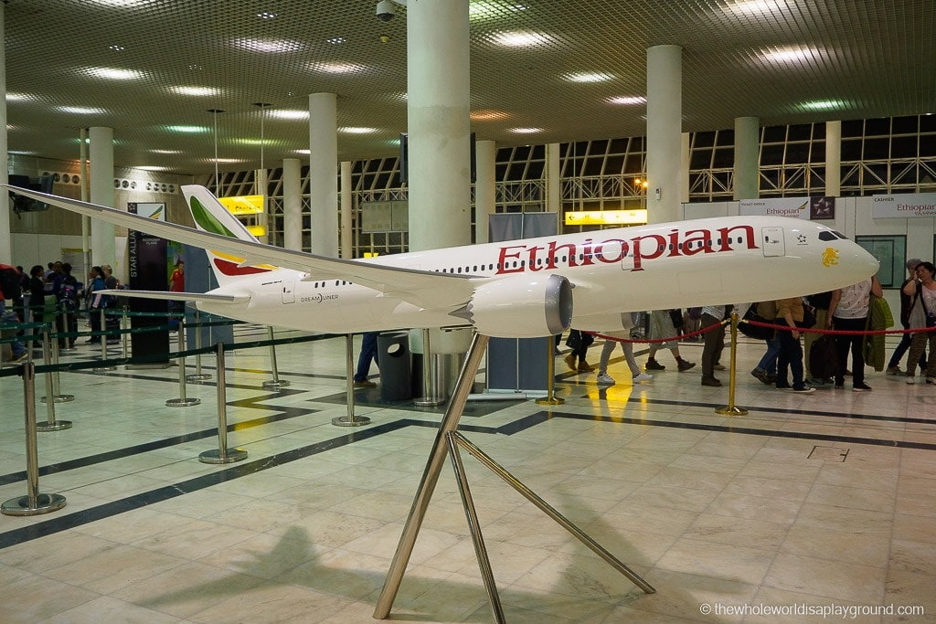 Ethiopian Airlines Lounge Addis Ababa-15