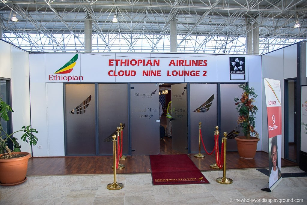 Ethiopian Airlines Lounge Addis Ababa-4