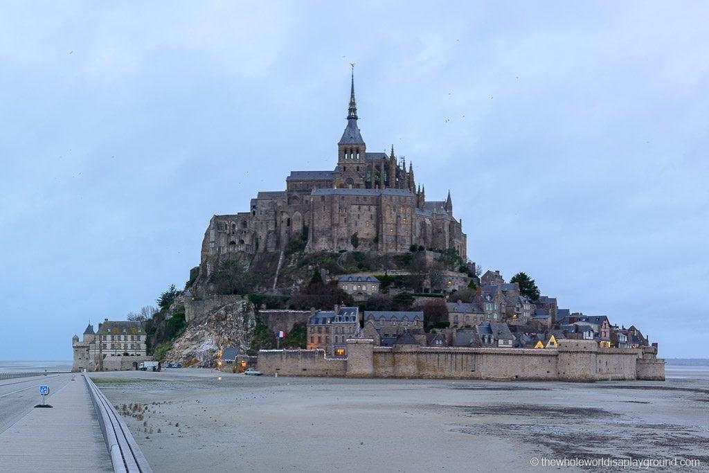 France Mont Saint Michel UNESCO-11