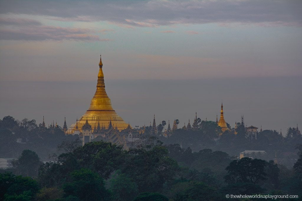 Myanmar Yangon Must See Sights-2