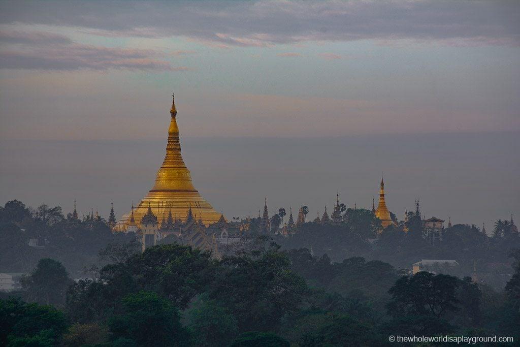 Myanmar Yangon Must See Sights-2