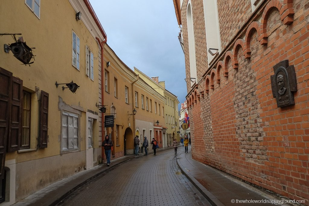 Lithuania Vilnius Must See Sights UNESCO-6
