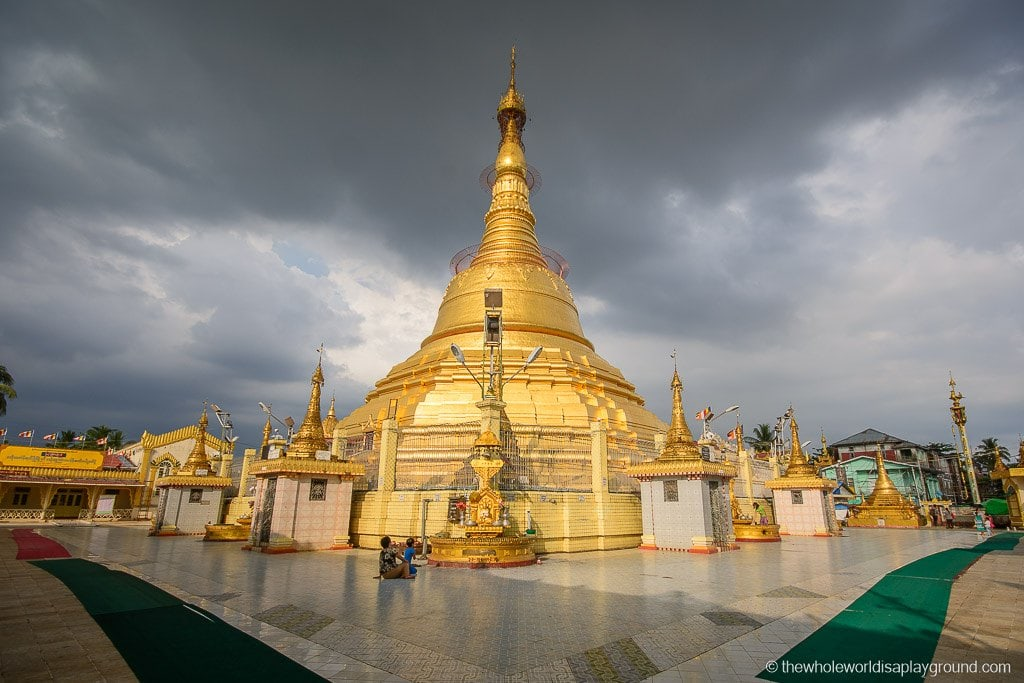Myanmar Yangon Must See Sights-6