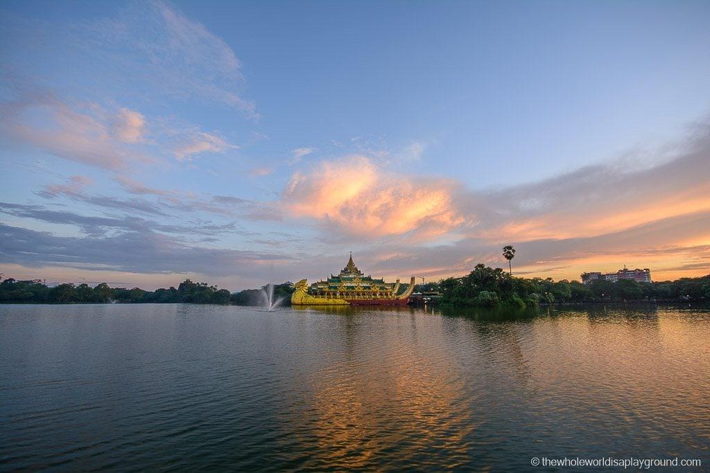 Myanmar Yangon Must See Sights-7