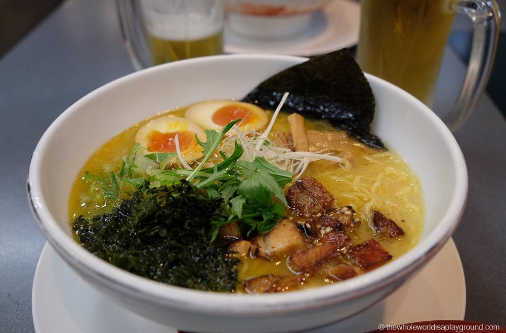 10 foods you must eat on your Japan travels!