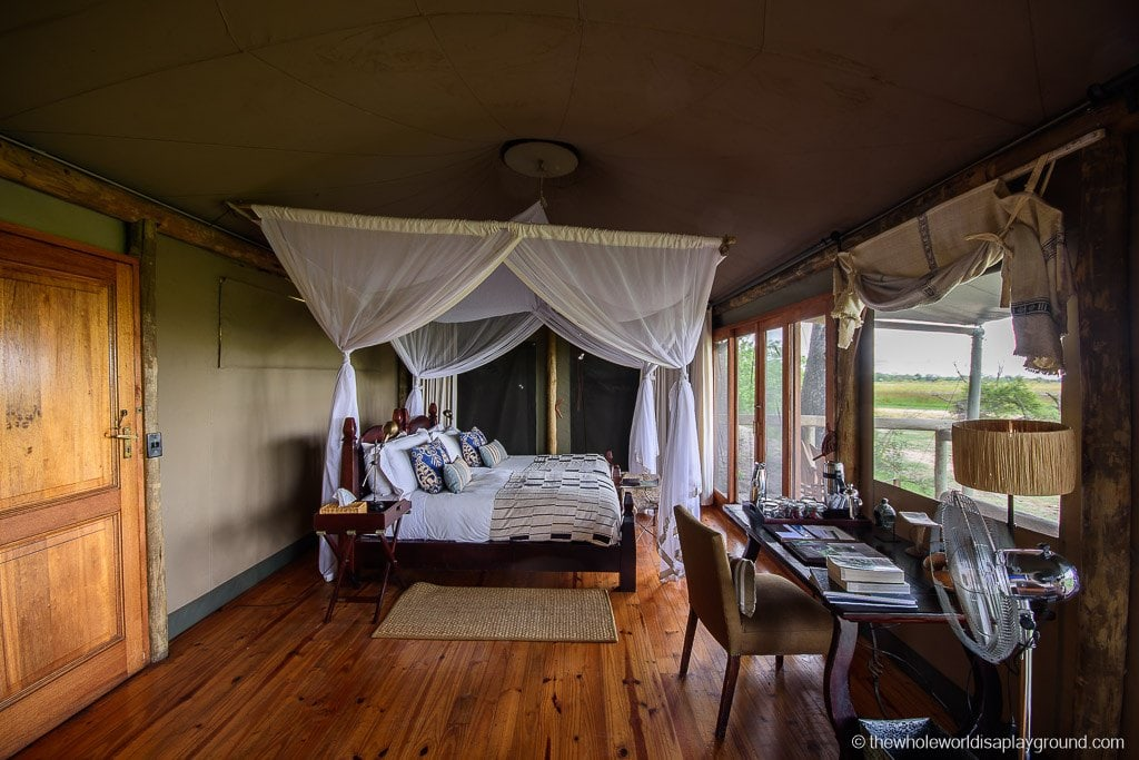 Botswana Little Vumbura Camp Wilderness Safaris Review-11