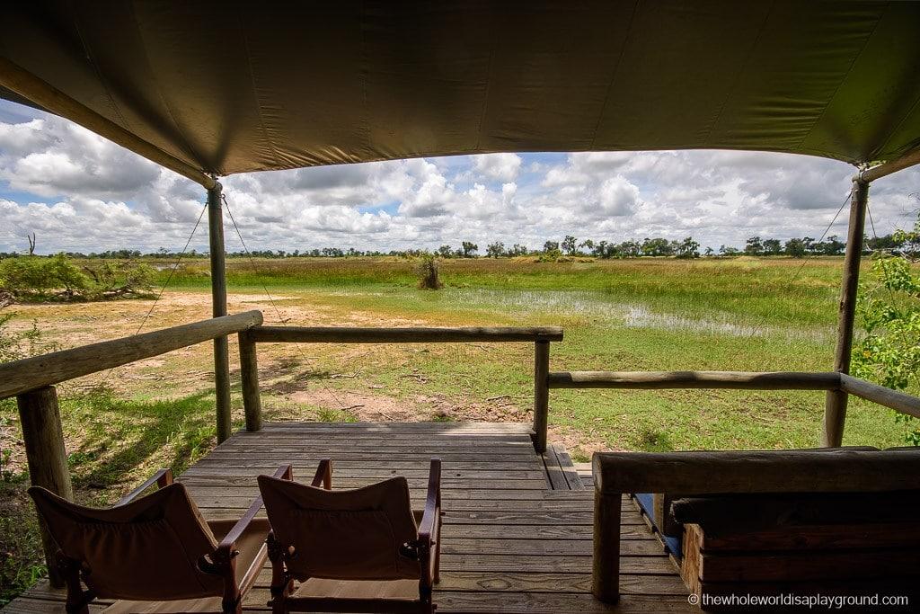 Botswana Little Vumbura Camp Wilderness Safaris Review-14