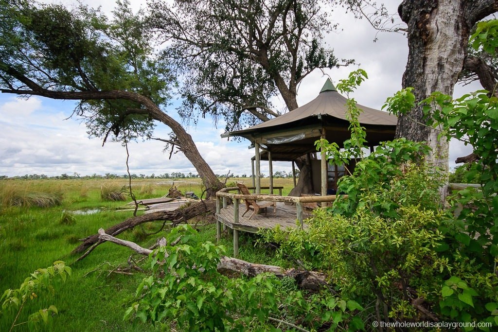 Botswana Little Vumbura Camp Wilderness Safaris Review-16